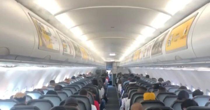 Hombre que viajaba en avión de la aerolínea Viva Air, murió en el desembarque en el aeropuerto de Rionegro