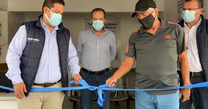 Rionegro ya tiene un puesto de información sobre vacunación contra el COVID-19
