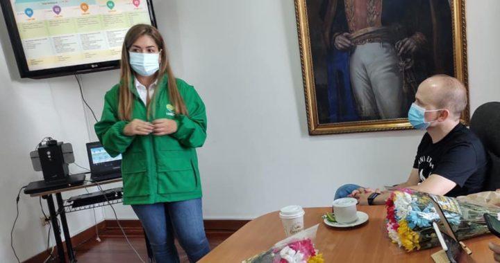 Con capacitaciones al personal de salud y revisión de la logística, La Ceja y Rionegro se preparan para el inicio de la vacunación contra el COVID-19