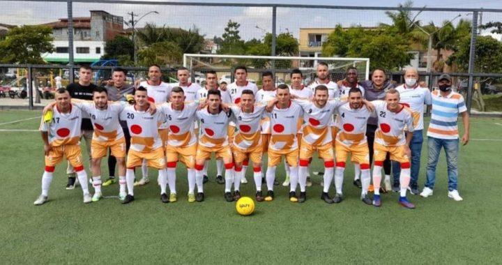 Segunda fecha del Torneo Intermunicipal de Fútbol Masculino se jugó en La Ceja y reactivó las competencias deportivas en el municipio