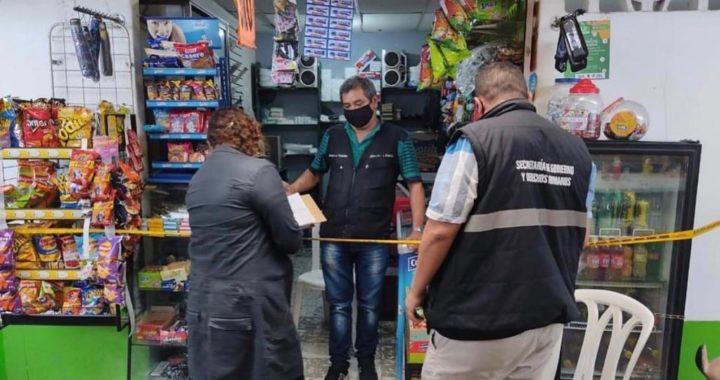 Alcaldía de La Ceja inspeccionó cumplimiento de protocolos de bioseguridad en la plaza de mercado