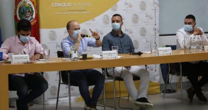 Primera sesión descentralizada del Concejo de La Ceja se realizó en la empresa Viappini