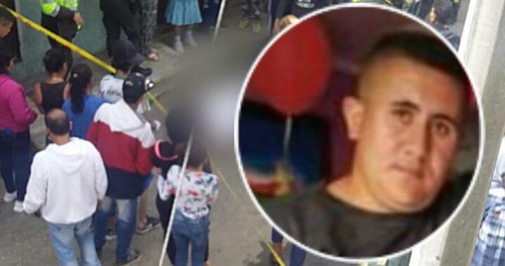 Un hombre es asesinado en Sonsón en frente de su esposa