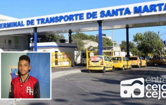 Encuentran en Santa Marta, a menor de 15 años desaparecido en Marinilla