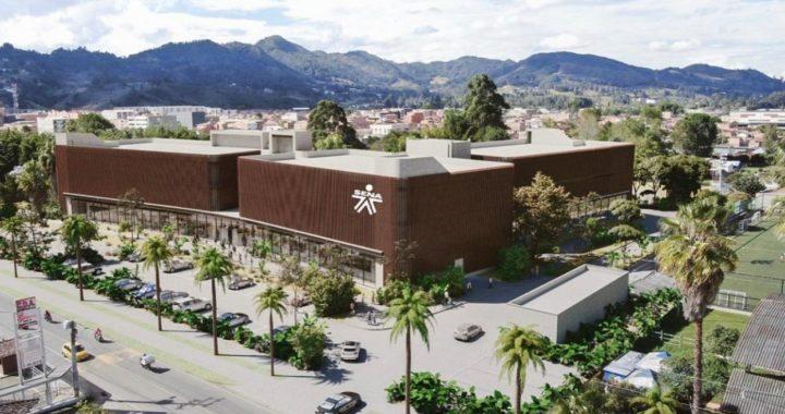 Así quedará la nueva sede regional del SENA que se construirá en La Ceja