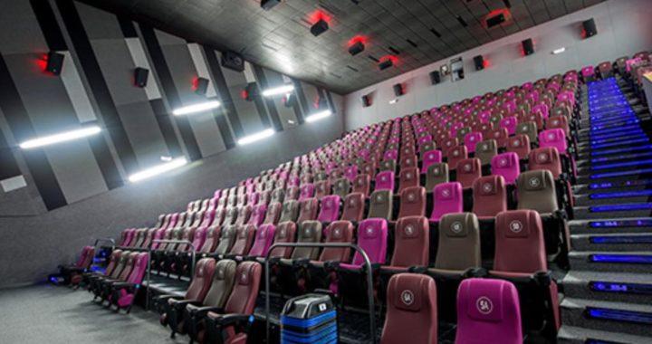 Después de un año de cierre, las salas de cine Procinal en La Ceja, volvieron a abrir sus puertas