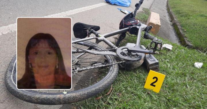 Víctima mortal del accidente en sector Quirama, una mujer de la vereda Vilachuaga de Rionegro