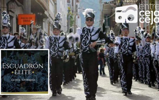 La Ceja: Escuadrón Élite, una banda para la paz y la convivencia.