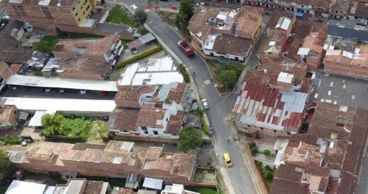 La Ceja: Fue inaugurada la nueva vía que descongestionará el sector Santa Cruz.