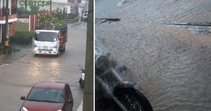 Ola Invernal: Inundados se encuentran al menos 10 barrios de La Ceja