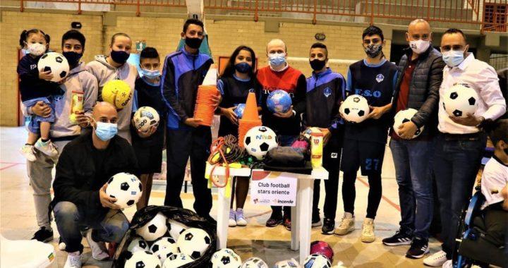 Clubes deportivos de La Ceja recibieron dotación.