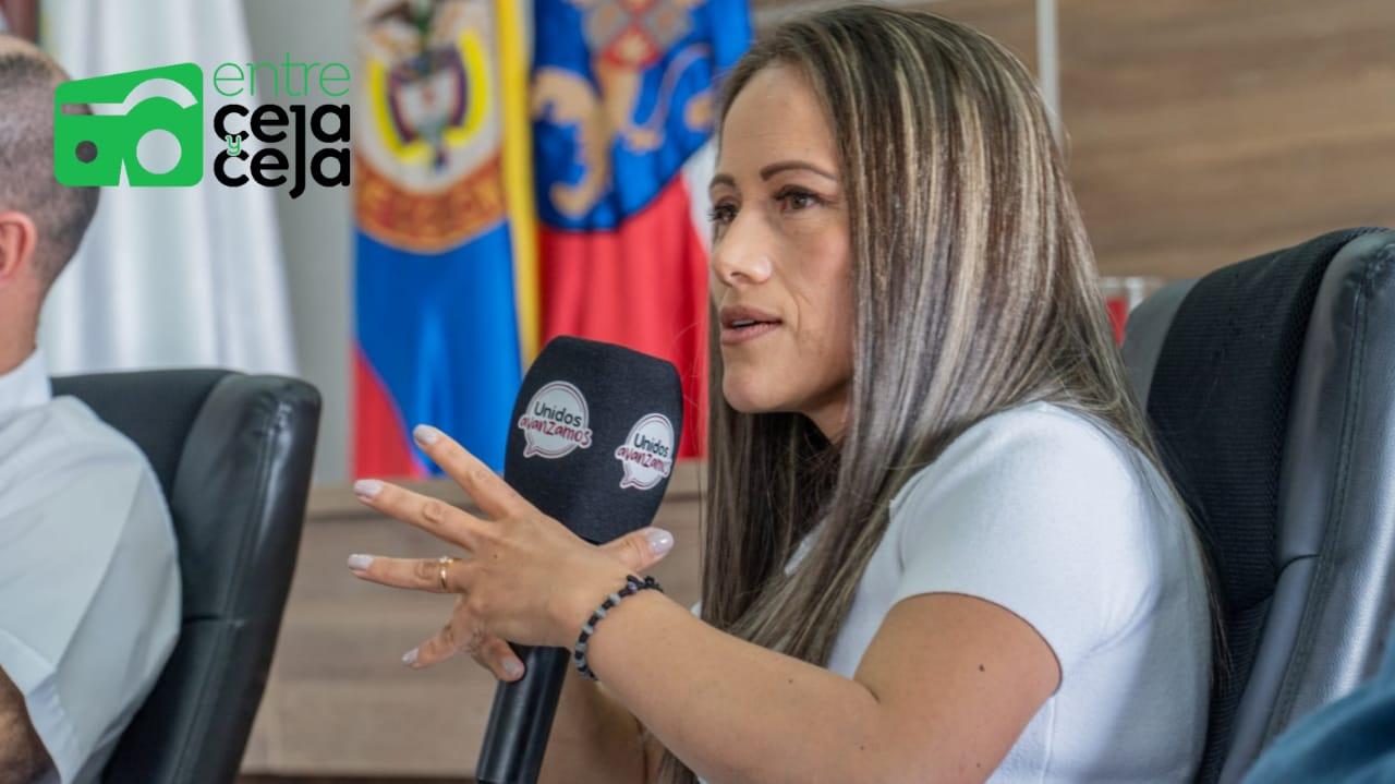 «Nunca he sido funcionaria», Contralora de Rionegro