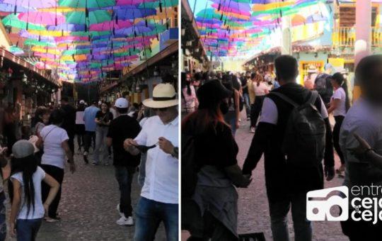 Guatapé prohíbe el «arte callejero», habrá sanciones, se decomisará bafles y micrófonos