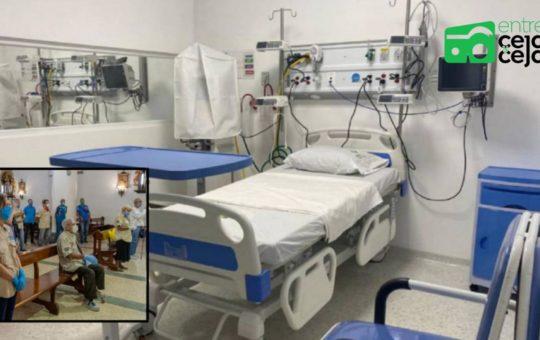 Antioquia: Se declara alerta roja hospitalaria, a solo dos días de Semana Santa.