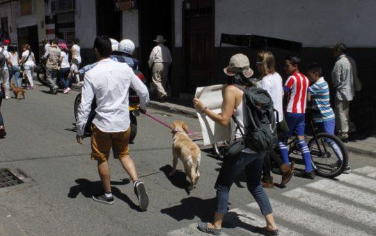 ¡Mañana es la primera caminata del 2021 en La Ceja!