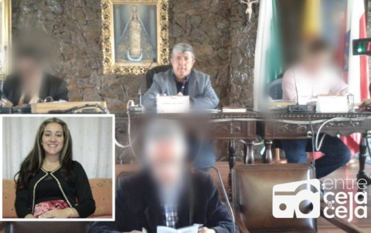Rionegro: Inhabilitan por 11 años a expresidente del Concejo.
