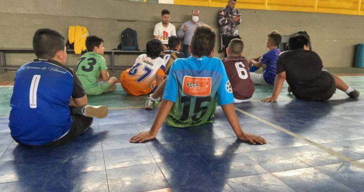 Iniciaron las 'Escuelas del deporte' en El Carmen de Viboral