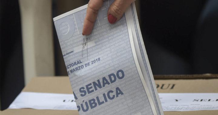 Inscripción de cédulas para elecciones Congreso 2022 arrancó el sábado.