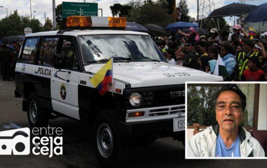 Buscan a expolicía de 64 años, desaparecido en Guarne.