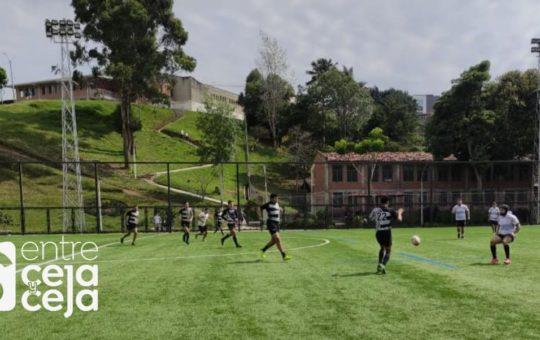 Primera jornada de la Copa Oriente de Rugby.