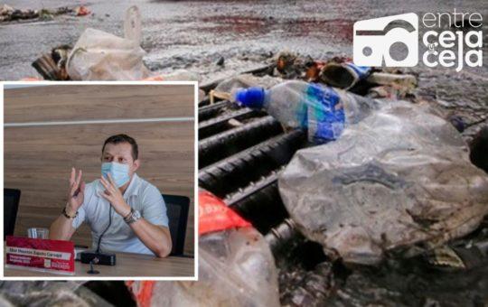 «En Rionegro dijimos no, al consumo de plásticos de un solo uso e icopor».