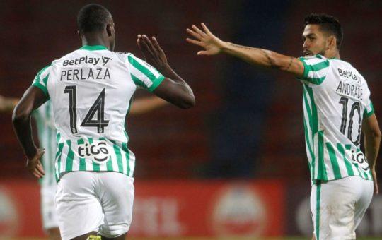 Nacional goleó a Paraguay y entró a la fase de grupos de Copa Libertadores.