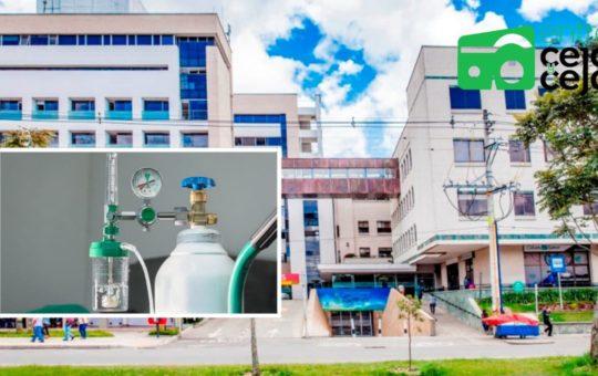 Por ahora no hay desabastecimiento de oxígeno en Rionegro.