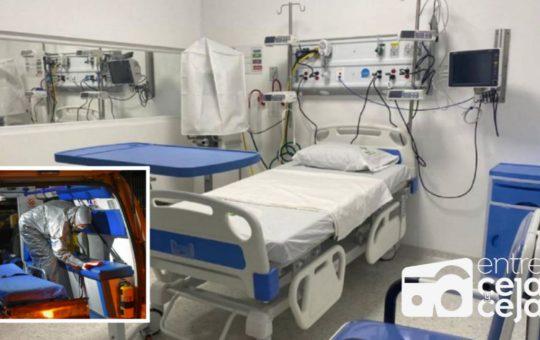 Oriente Antioqueño sin camas UCI y con sobreocupación de las salas de urgencia.