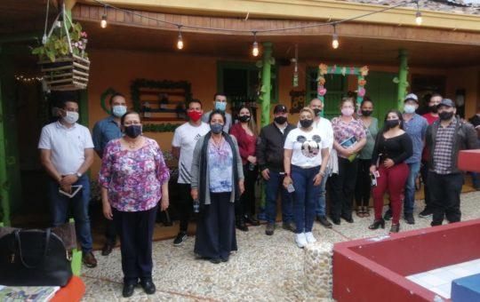 Asocomerciantes La Ceja renovó los cargos de su junta directiva