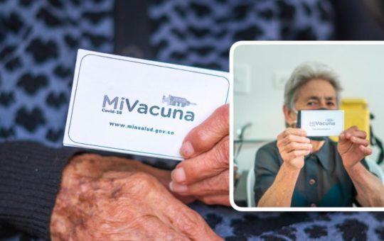 Llegaron a La Ceja las primeras vacunas de la farmacéutica AztraZeneca