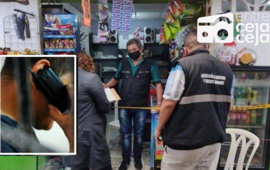 Llamadas extorsivas a comerciantes de La Ceja provienen de otros departamentos.