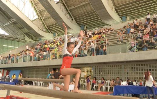 Incerde oferta nuevo programa de Gimnasia Olímpica.