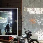 La Ceja: Delincuentes saquearon cerrajería ubicada en el sector hospital.