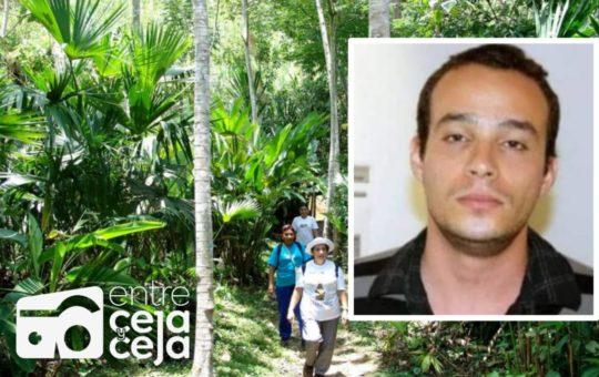 Dos semanas sin tener rastro de Sebastián Restrepo.
