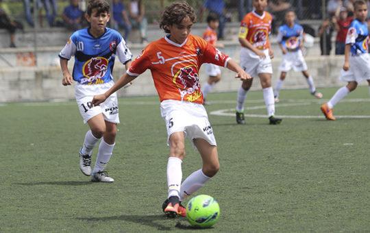 Hoy: Convocatoria para selección Pony fútbol en La Ceja.
