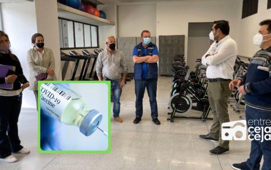 Rionegro, el municipio que más vacunas contra el Covid ha recibido en el Oriente Antioqueño.