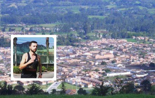 Del barrio San Cayetano de La Ceja, es una de las figuras del atletismo antioqueño.