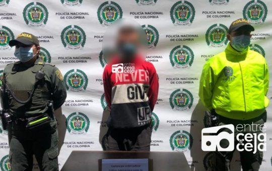 Cayó expendedor de drogas, también señalado de cometer actos sexuales en contra de niños y niñas en El Carmen