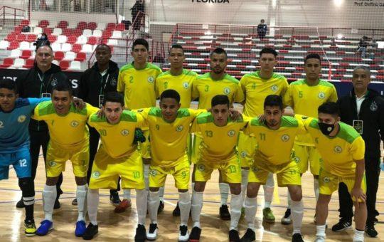 Con dos rionegreros a bordo, Alianza Platanera jugará hoy los cuartos de final de la Copa Libertadores Futsal.