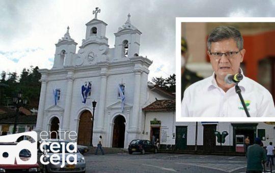 Gobernador (e) de Antioquia se reunirá con los alcaldes del Oriente Antioqueño.
