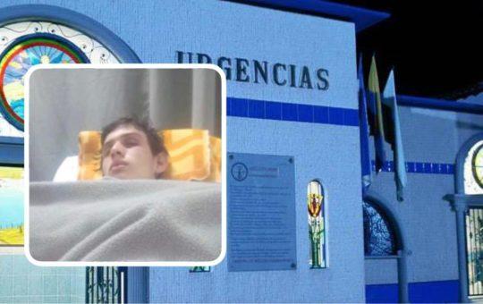 Apareció el joven con esquizofrenia que había huido del hospital de El Peñol