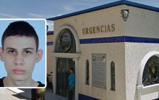 Joven con esquizofrenia huyó del Hospital de El Peñol y está desaparecido