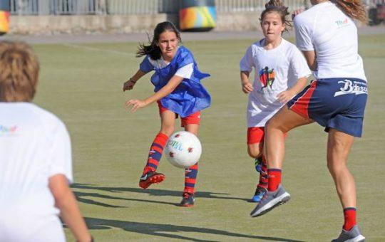 El Carmen: Abren convocatorias para niñas que quieran hacer parte de los procesos de fútbol.