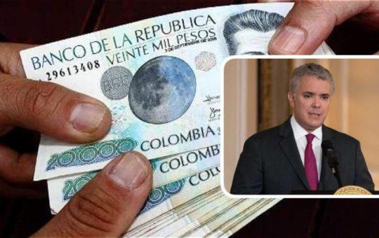 Gobierno Nacional anuncia que los giros de Ingreso Solidario se extienden hasta agosto