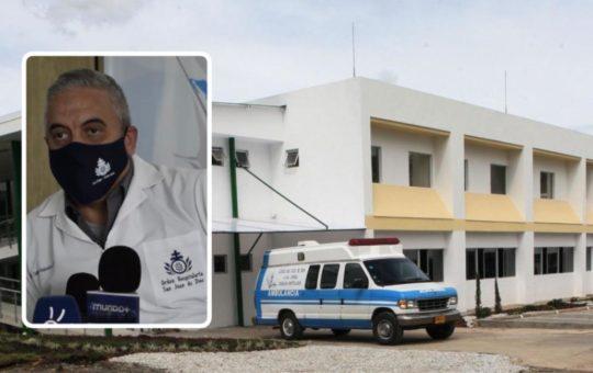 Clínica San Juan de Dios de La Ceja se declaró en emergencia hospitalaria