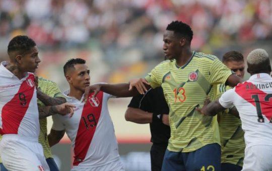 Vuelve Colombia a las eliminatorias al mundial de Qatar.