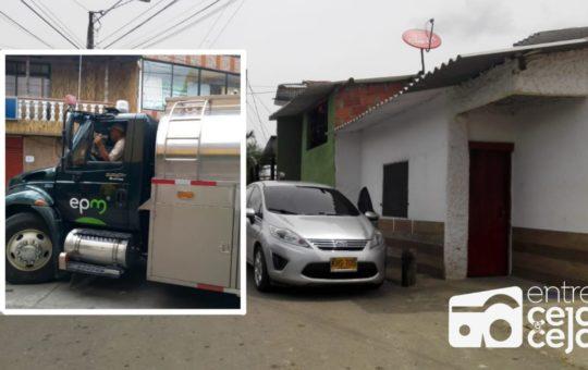 Rionegro: Más de 48 horas acumulan sin agua habitantes de Abreito