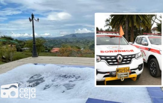 Un niño se ahogó en el jacuzzi de un hotel en Guatapé