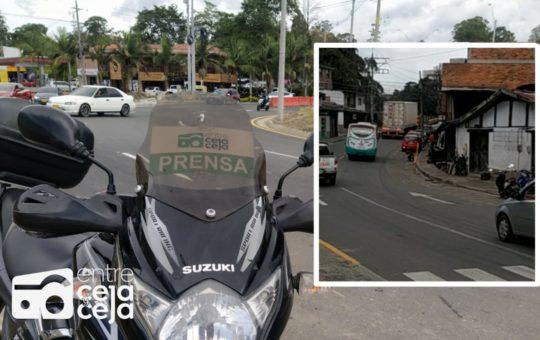 ¡Ojo! Hay cambios en sentidos viales de Rionegro.