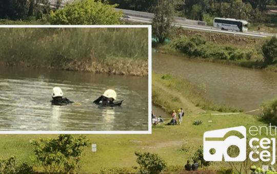 Joven barranquillero se ahogó en un lago en Rionegro